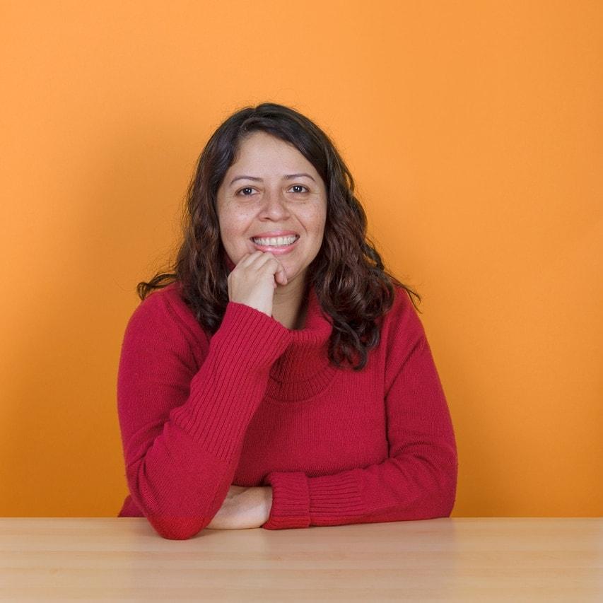 Portrait von Sandra Ramirez