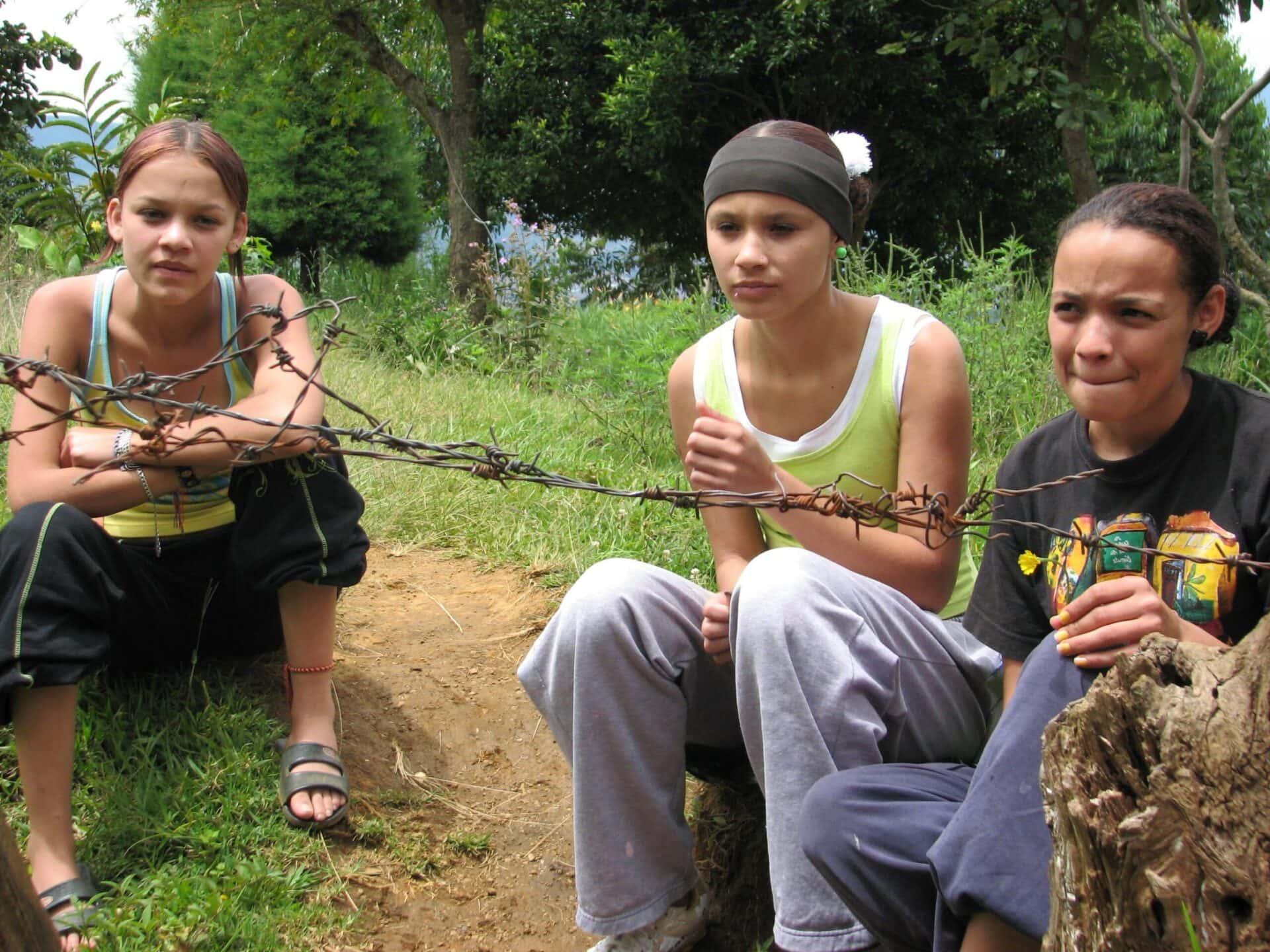 Projekt: Mädchen und Frauen verarbeiten ihre Gewalterlebnisse