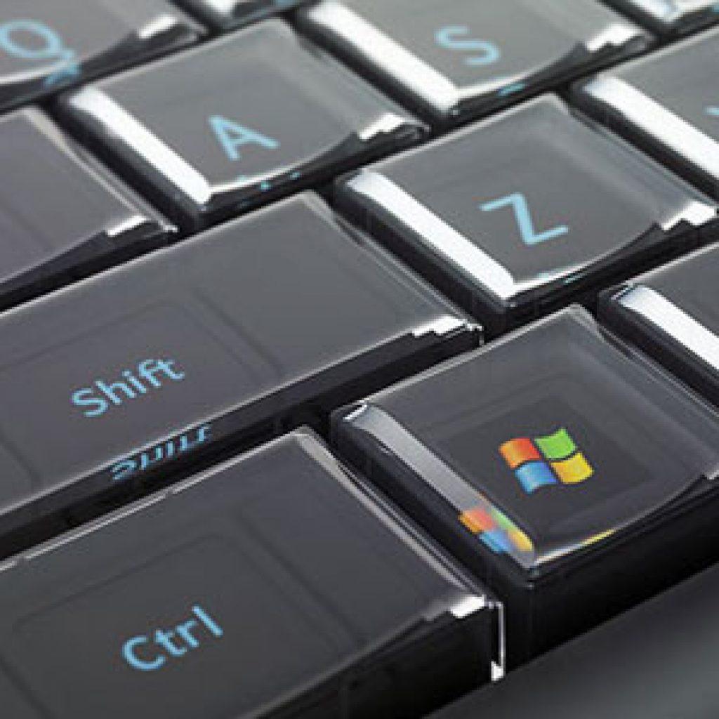 Macro recording of a keyboard