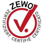 The logo of ZEWO