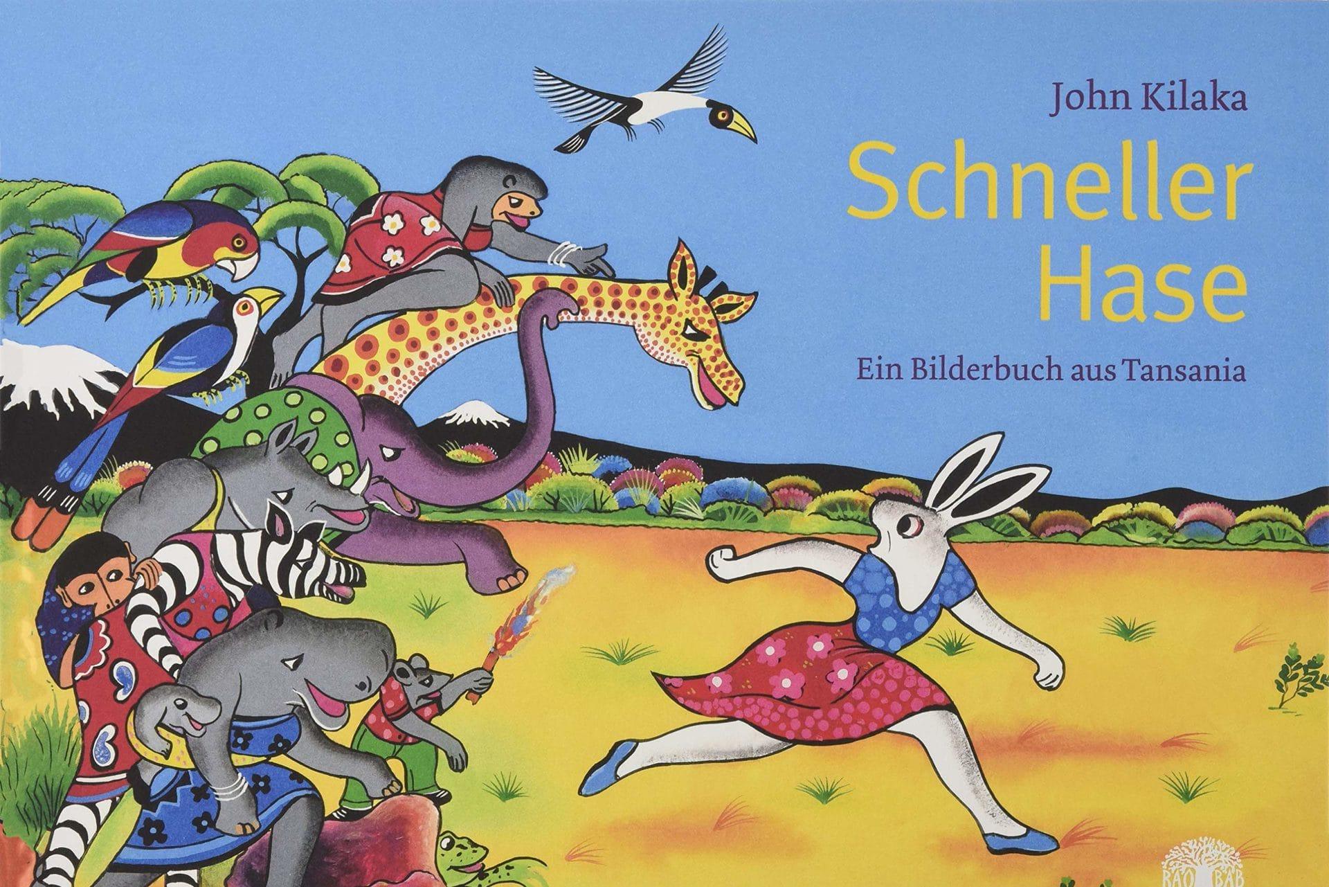 John Kilaka Fast Hare