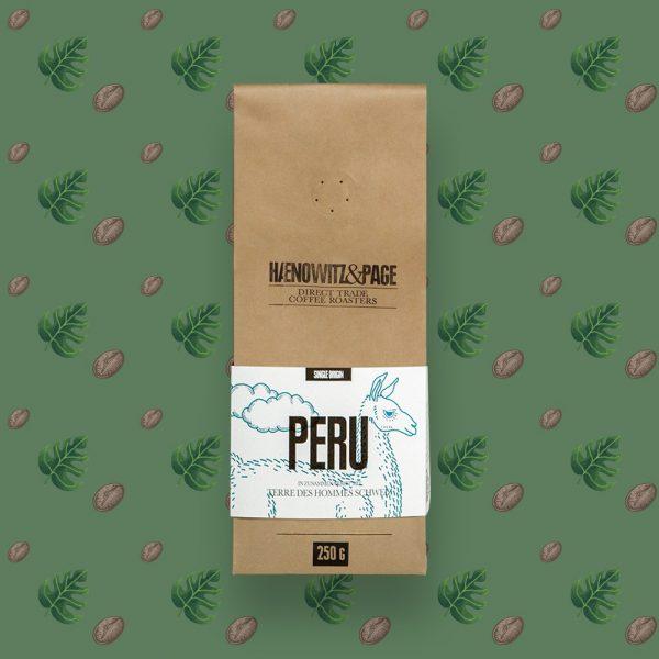 Speciality coffee Haenowitz & Page