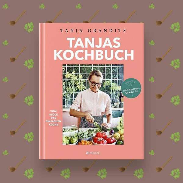 Cover Tanjas Kochbuch