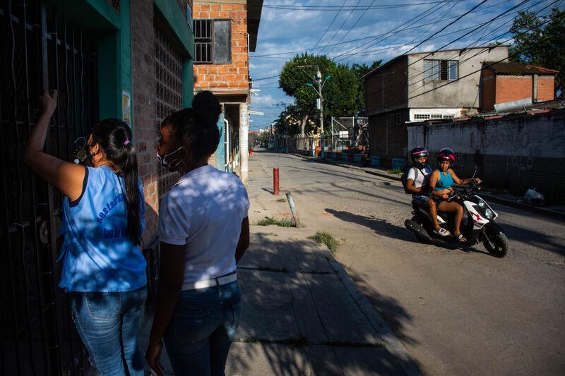 Bild von Aguablanca, dem Armenviertel Calis