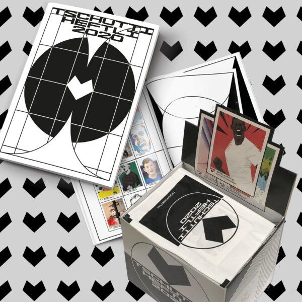 Starter-Kit Sammelalbum inkl. Stickertüten-Box