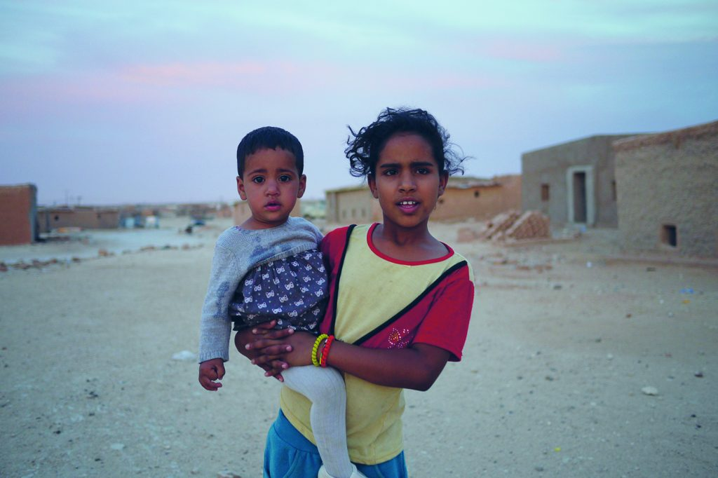 Westsahara-weltfriedenstag