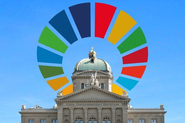 Bundestag building Sdgs