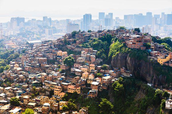 In den ärmsten Vierteln haben die Menschen kaum eine Chance, sich gegen das Virus zu schützen.